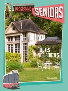 Programme seniors sept.-déc. 2018