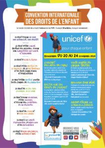 Affiche droits enfant 2018