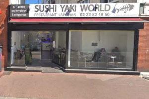 Sushi yaki world
