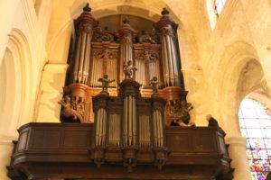 Orgues de Saint Jean Elbeuf