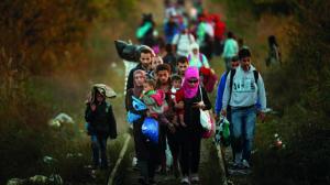 De l'exil à l'asile