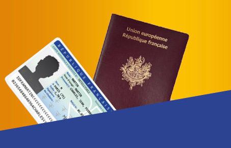 Passeport, carte d'identité à portée de clic !