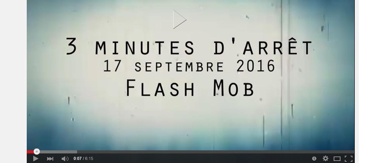 Flashmob - Journée du patrimoine