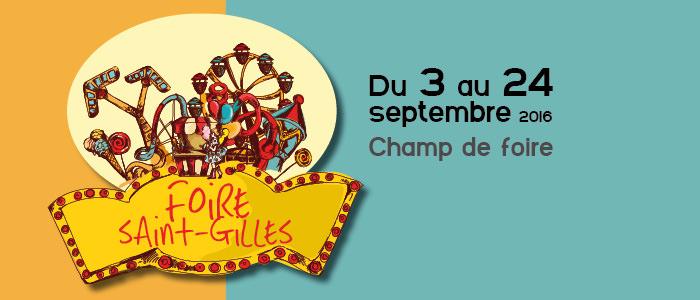 Foire Saint-Gilles