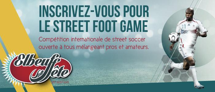 Street Foot Game