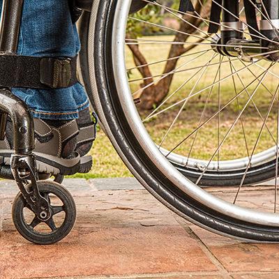 Se déplacer avec un handicap