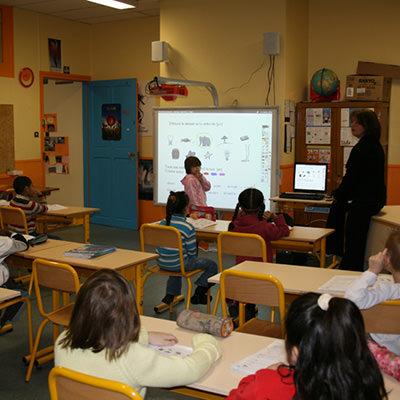 Les écoles maternelles et élémentaires