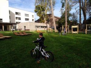 Jardin La Ruche