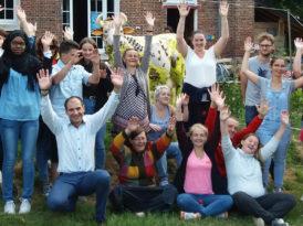 Journée avec les bénévoles de Seine d'été