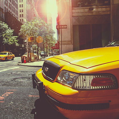 Taxis et covoiturage