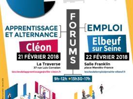 Forums apprentissage & alternance et emploi