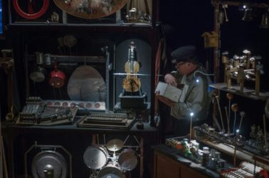 Le Comptoir des instruments savants