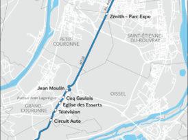 Ligne de bus Elbeuf-Rouen n°32