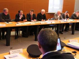 Conseil intercommunal de sécurité et de prévention de la délinquance