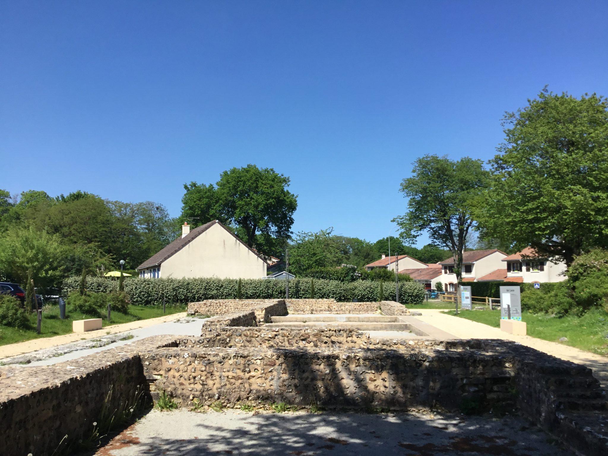 Villa gallo-romaine du Val Caron