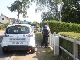 Police municipale - Opération tranquillité vacances