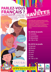 atelier de conversation en français