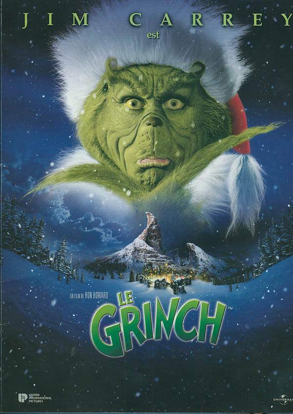 Ciné pitchoun : LE GRINCH