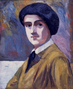 Marie Ritleng, Portrait de Raymond Dendeville
