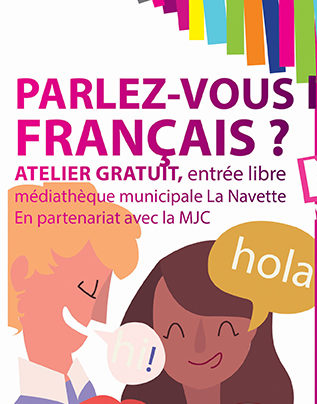 ATELIERS CONVERSATION_médiathèque