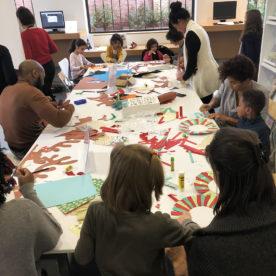 Atelier créatif Décoration Noël