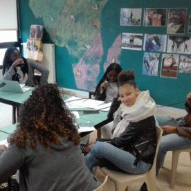Emission de radio réalisée par de jeunes elbeuviens sur la prévention des discriminations sexistes.