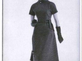 Drap de laine-Carven1958