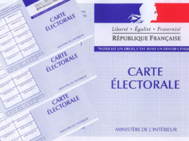 inscription listes electorale