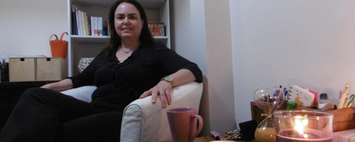 Portrait d'une psychologue