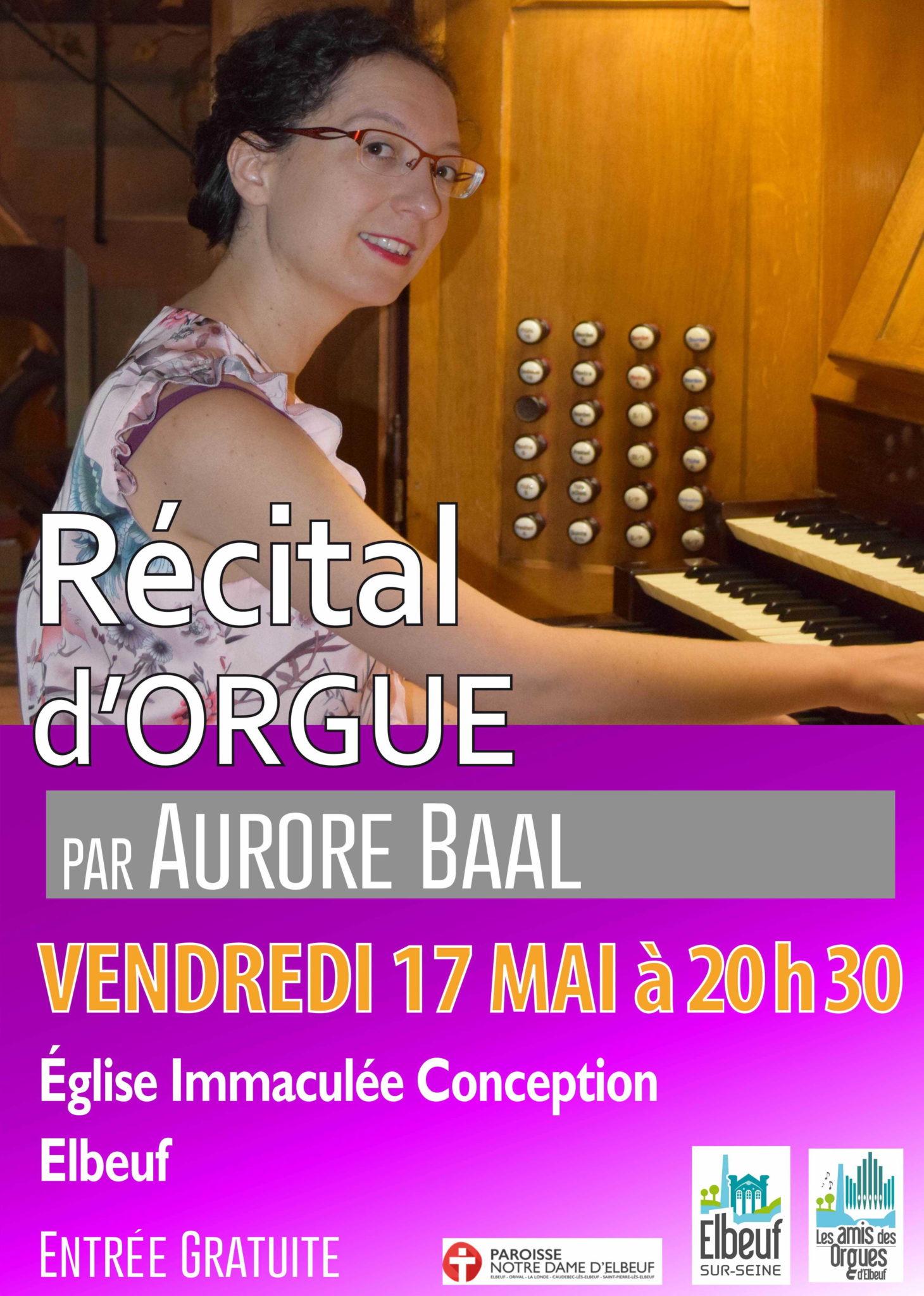 concert orgue Baal