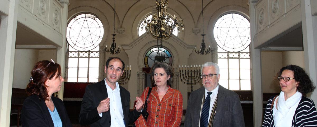 Synagogue d'Elbeuf
