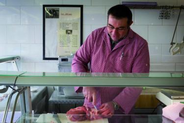 boucher PASSARD