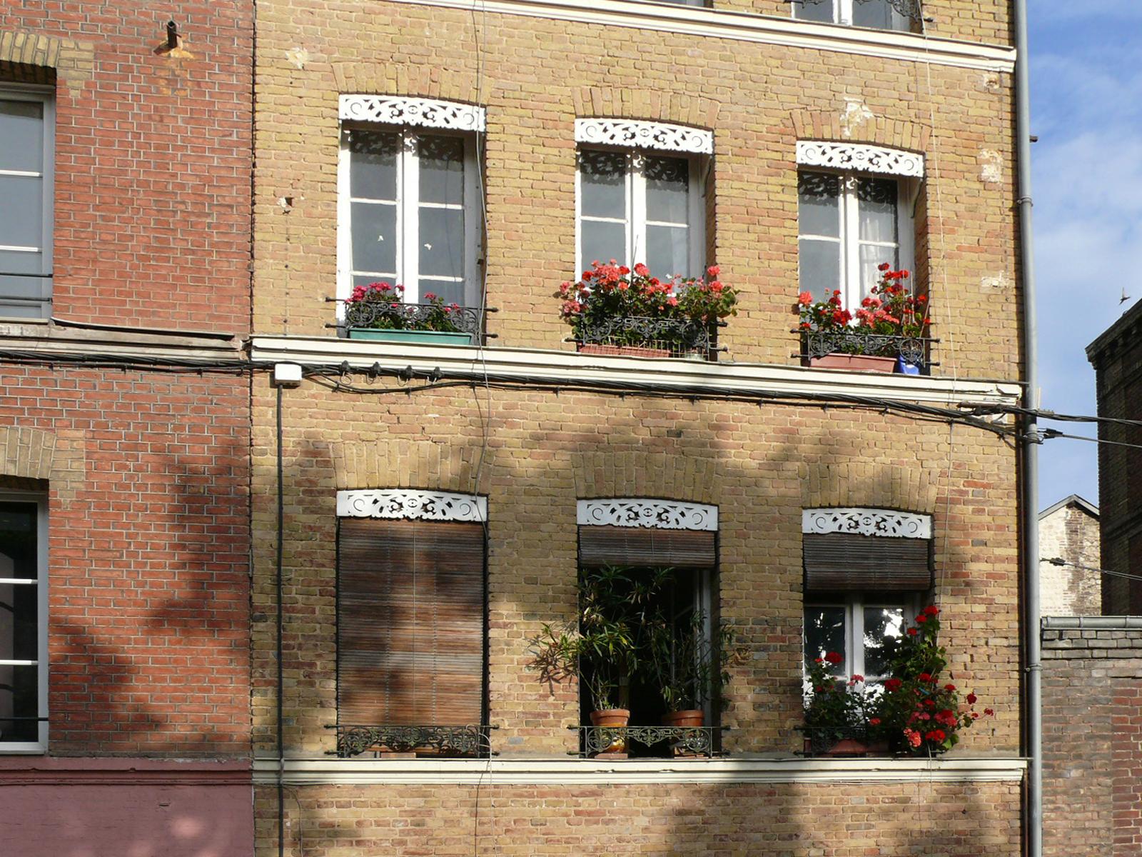 Couleur Façade Maison Ancienne les façades elbeuviennes : quelle rénovation ? - mairie elbeuf