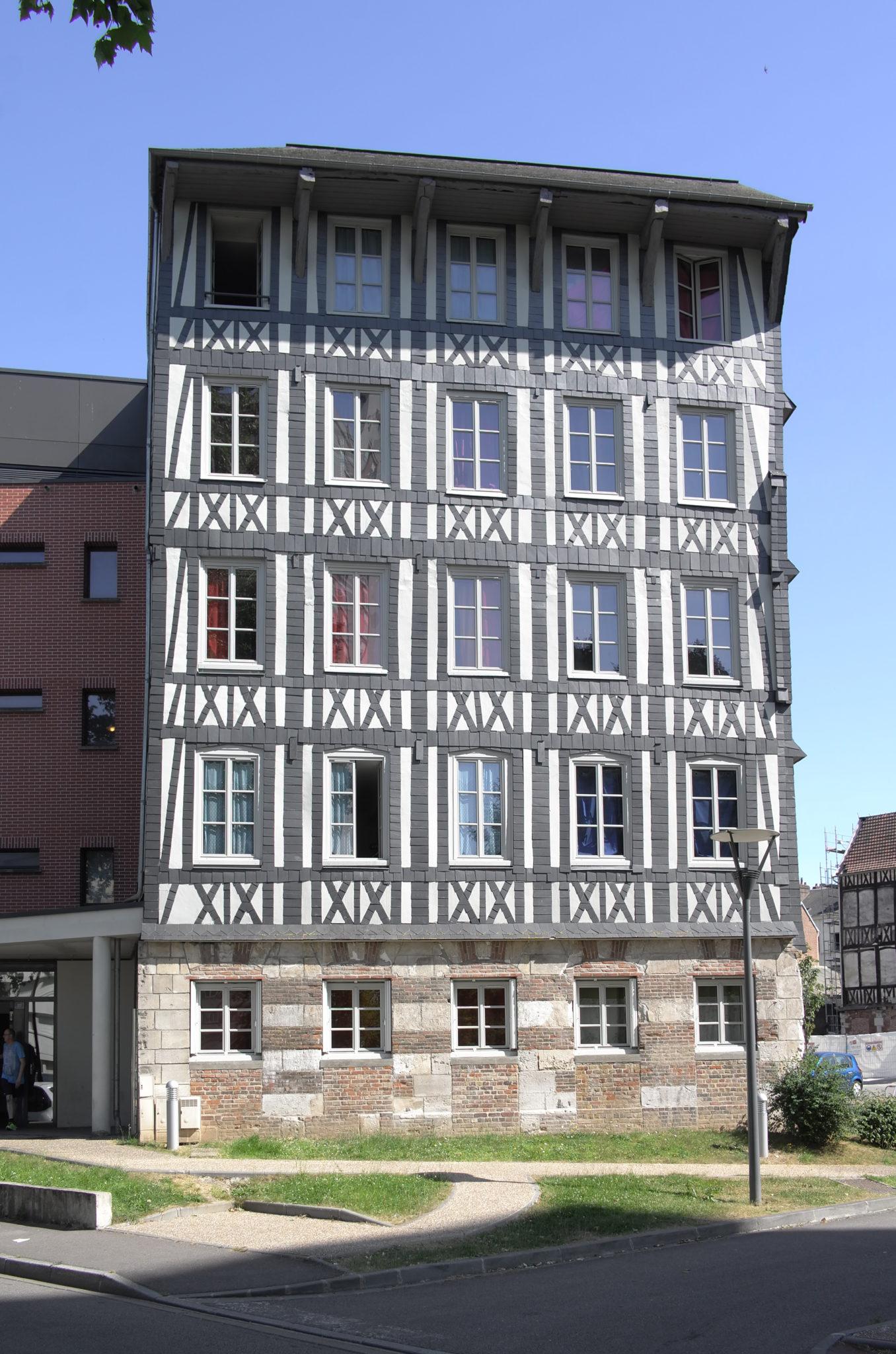 Les Facades Elbeuviennes Quelle Renovation Mairie Elbeuf
