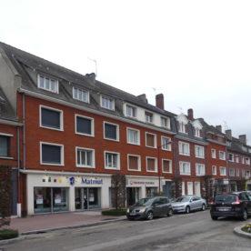 façade reconstruction