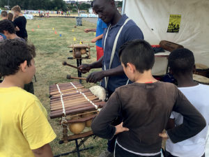 Seine d'ete_percussion
