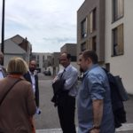 visite délégation de Moselle - RHI