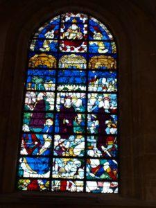 Les vitraux de l'église Saint-Jean