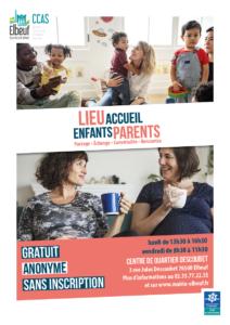 Lieu accueil enfants parents