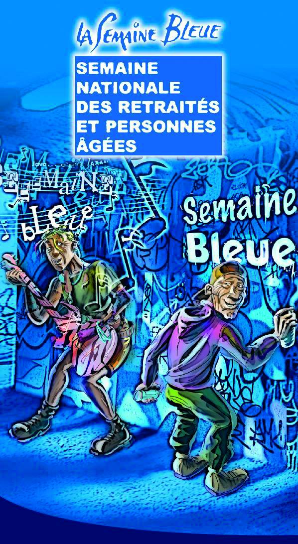 Semaine Bleue - Semaine nationale des retraités et personnes agées