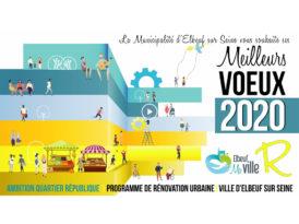 Voeux 2020 - Ville Elbeuf