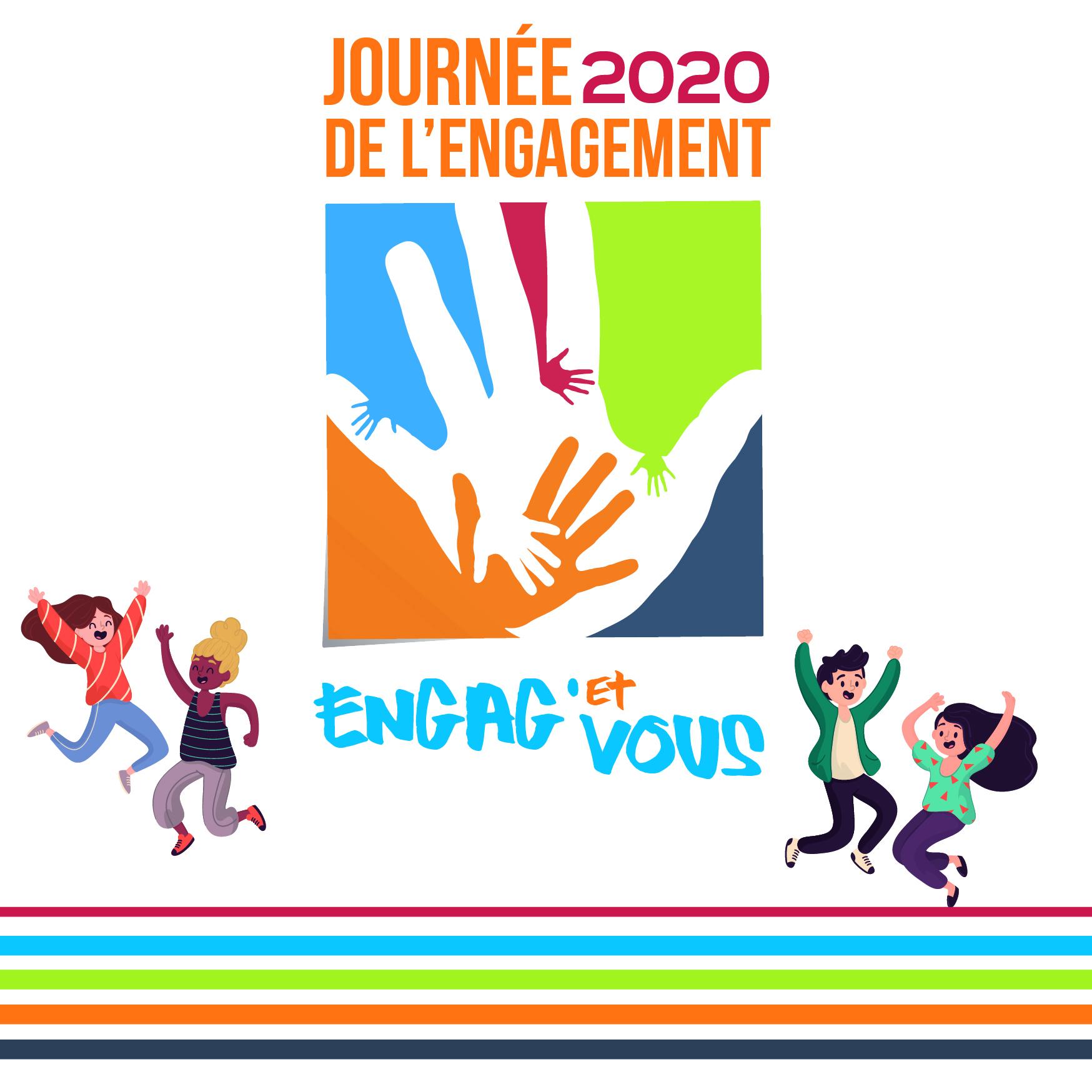 Journée de l'engagement 2020
