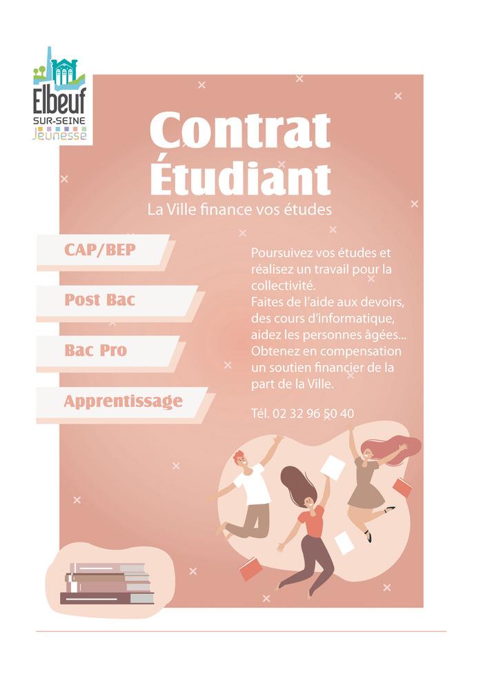 Contrat Étudiant