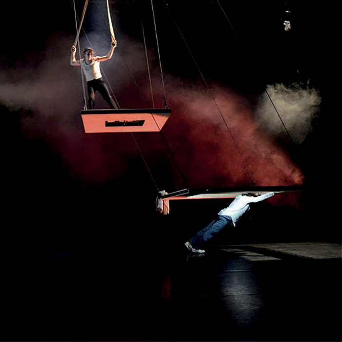 À nos vertiges au Cirque Théâtre d'Elbeuf